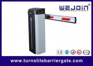 China IP44 Protection Automatic Gate Barrier System AC Motor 110v 220v For Safe Parking on sale