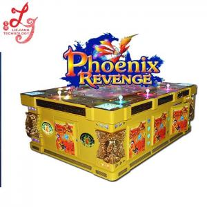 China 3D Graphics Fish Shooting Game Machine , Fish Slot Machines For 3/6/8/10 Players on sale