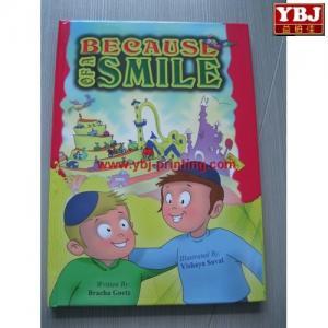 China china guangzhou ybj cheap price Hardcover Children Book/Comic Book Printing Price on sale