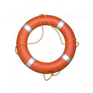 China Orange Life Saving Buoy Polyurethane Foam Material For Adults And Children on sale