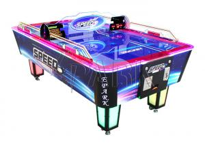 China Amusement Game Machines , Electronic Scoring Air Hockey Table For  Indoor  Or Outdoor on sale