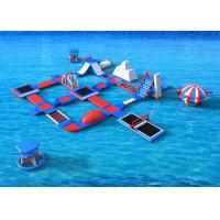 Custom Inflatable Water Park Inflatable Water Playground Large Water Inflatables