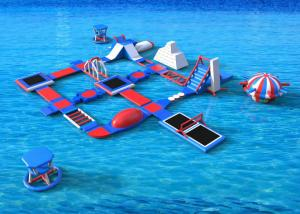 China Custom Inflatable Water Park Inflatable Water Playground Large Water Inflatables on sale