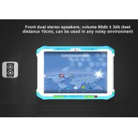 China Waterproof Rugged Windows Tablet PC 9000mAh Battery With Fingerprint NFC Reader on sale