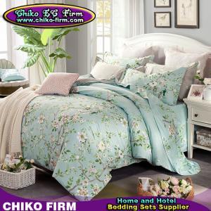 China CKKH001-CKKH005 Little Flowers Design European Cotton Bedding Sets on sale