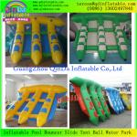 China Hot Selling Water Sport Water Games Double Tubes Inflatable Fly Fish Boat / Water Flyfish wholesale