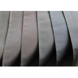 Waterproof Polyester Memory Fabric Smooth Surface Eco - Friendly