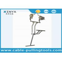 Inspection Trolleys Transmission Line Stringing Tools Overhead Lines Bicycles For Single Conductor
