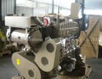 Water Cooled 6 Cylinder Cummings Marine Diesel Main Power Engines NTA855-M400