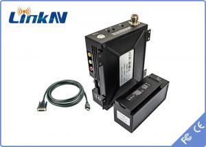 China Composite Video SD Transmitter Digital NTSC / PAL COFDM 2-5 km (NLOS) ~ 15-30 km (LOS) Video Transmission on sale