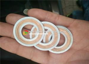 China Annular Sheet / Tube Wire Mesh Water Filter Woven For Fishery Industry on sale