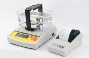 China 120g Digital Electronic Precious Metal Tester / Gold Platinum Tester With Printer on sale