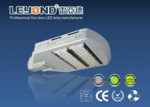 China Waterproof LED Lighting Projects / Outdoor Street Lamps Bridgelux chip on sale