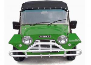 China Road Legal Mini Moke Jeep , Classic 4 Wheel Moke Accessories Assembly Plant on sale