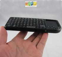 China 2.4Ghz Mini Wireless Keyboard with Touchpad on sale