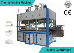 China Fully Automatic Molded Pulp Machine for Paper Fine Electronic Package Machinery on sale