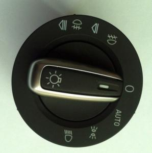 China Volkswagen headlight switch Auto,4F1 941531E,VW fog lamp switch for Golf,Jetta on sale