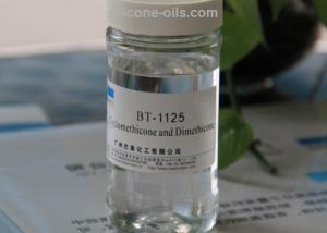 China BT-1125 Pensonal Care High Viscosity Silicone Oil 15% Silica Gel TDS SGS on sale