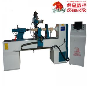 China Chinese Automatic Woodworking Lathe single spindle for railing directly from manufacturing factory on sale
