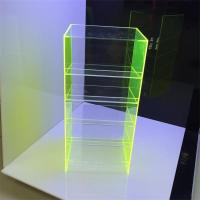5 tier pop acrylic display stand crylic phone accessory display stand
