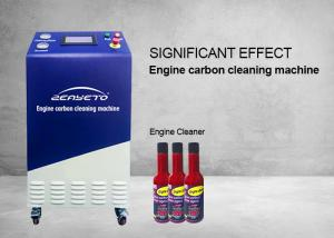 China Oxyhydrogen Carbon Cleaning Machine 0.7 L/h Water consumption Environment Friendly on sale