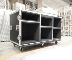 China Custom Drum Case with 12mm Thickness Plywood and 20mm Thickness EVA Foam Inside、 on sale