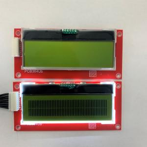 China 1602dots STN Positive Transflective PCF2119RU Graphic LCD Module on sale