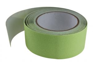 Quality High Traction Glow In The Dark Non Slip Tape With Solvent Acrylic Adhesive for sale