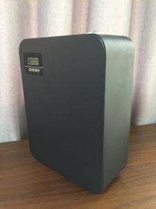 China 5kg Metal Electric Fragrance Dispenser Floor Stand , 2000CBM Commercial Fragrance Dispenser Medium Area 17w on sale