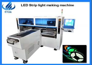 China 200000cph 3100mm Length SMT Mounting Machine 6kw For Led Strip on sale