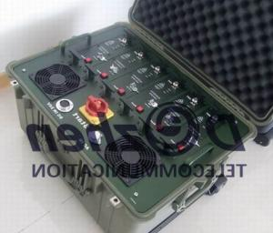 China 320W High Power GPS,WIFI & Cell Phone Multi Band Jammer (Waterproof & shockproof design) on sale