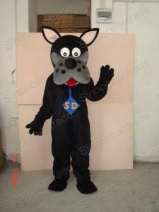 China Scooby Doo Dog Adult Size Cartoon Mascot Costume on sale