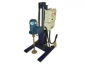 China Variable Frequency Laboratory Mixers 2200 W  , Paint Mixer Machine on sale