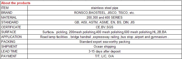 stainless steel tubing 30mm ; stainless steel tubes in korea ; 904l seamless stainless steel pipe