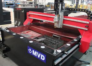 China CNC High Definition Plasma Cutting Machine1600mm X 6100mm on sale