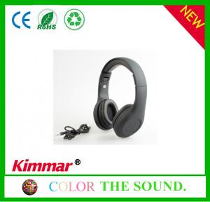 China Fashion Design Wired Headphone, Sports Headphone With 40mm Speaker on sale