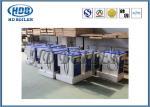 Eficiência térmica elétrica vertical portátil de elevação de baixa pressão de caldeira de vapor