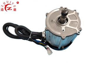 China IP54 Brushless DC Electric Vehicle Motor 1.5KW 60V For Tuk Tuk / Bajaj Rickshaw on sale