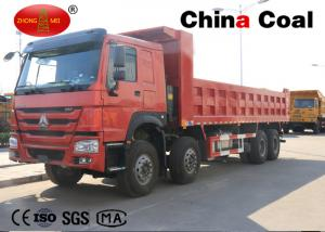 China Mining Equipment HOWO 8*4 Heavy Duty Tipper Truck Mining Dump Truck on sale