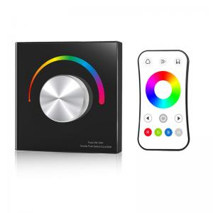 China Fashionable Appearance RGB LED Light Controller Rotary Knob With Remote Control on sale