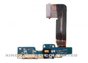 China Metal HTC One M8 Parts For Motherboard Flex Replacement Ribbon Volume Button on sale