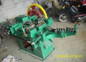 China Hot Sell Popular Used Nail Making Machine for All Size Nail Making on sale