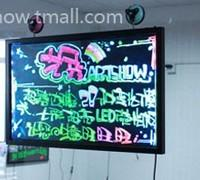 China New Invention 2014 Best Led Writing Board High Tech Products Changeable Led Menu Board on sale