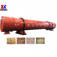 High capacity up to 45tph iron ore fines rotary dryer