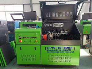 China bosch injection pump test machine CR708 common rail pump and injector test bench on sale