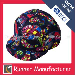 China Design Your Own Printing Snapback Hat in China on sale