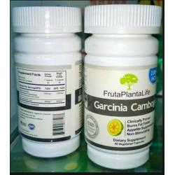 Fruta Planta Life Capsules Fat Burn Diet Pills Original Garcinia