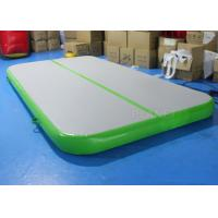 Drop Stitch Inflatable Air Track , Gymnastics Air Mat Apply To Sport Game