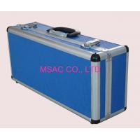 China Aluminum Cases/Aluminum Carry cases/Carrying Cases/Blue Diamond ABS Cases/ABS Cases on sale