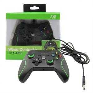 Quality 100mAh Microsoft Xbox One Controller , Xbox One Wired Controller Black For for sale
